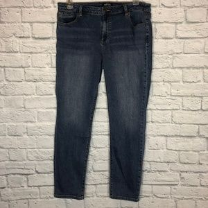 Buffalo David Bitton Jeans Mid Rise Skinny Jeans